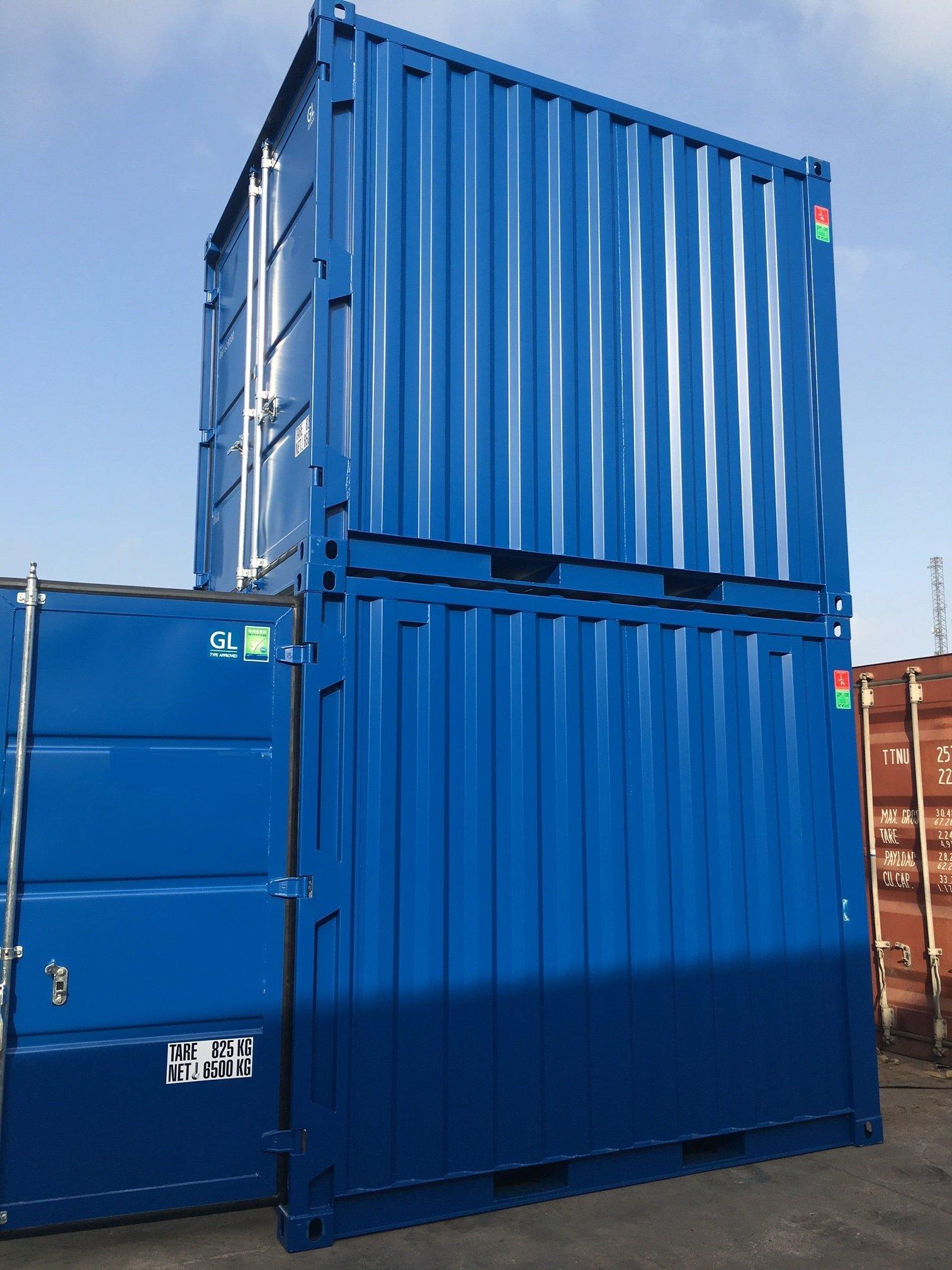 10' Mini Container
