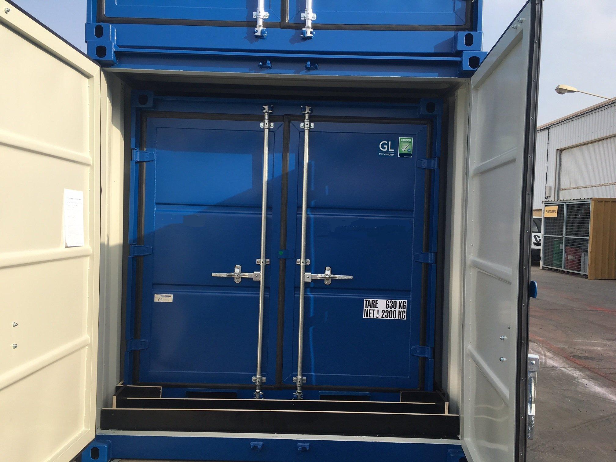 8' Mini Container